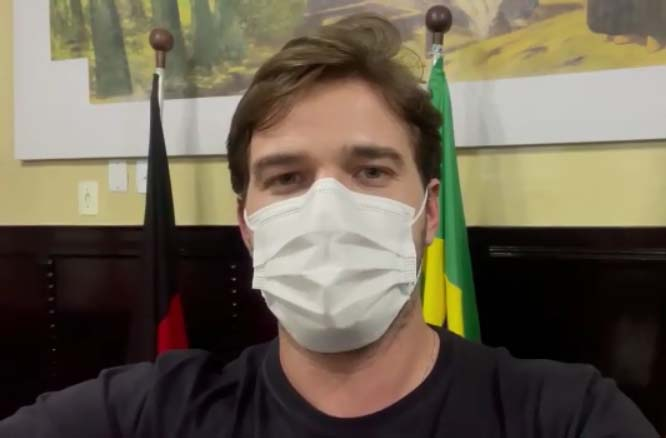 bruno3105 - ELEIÇÕES 2022: Prefeito Bruno Cunha Lima revela que, se houver polarização, votará em Bolsonaro