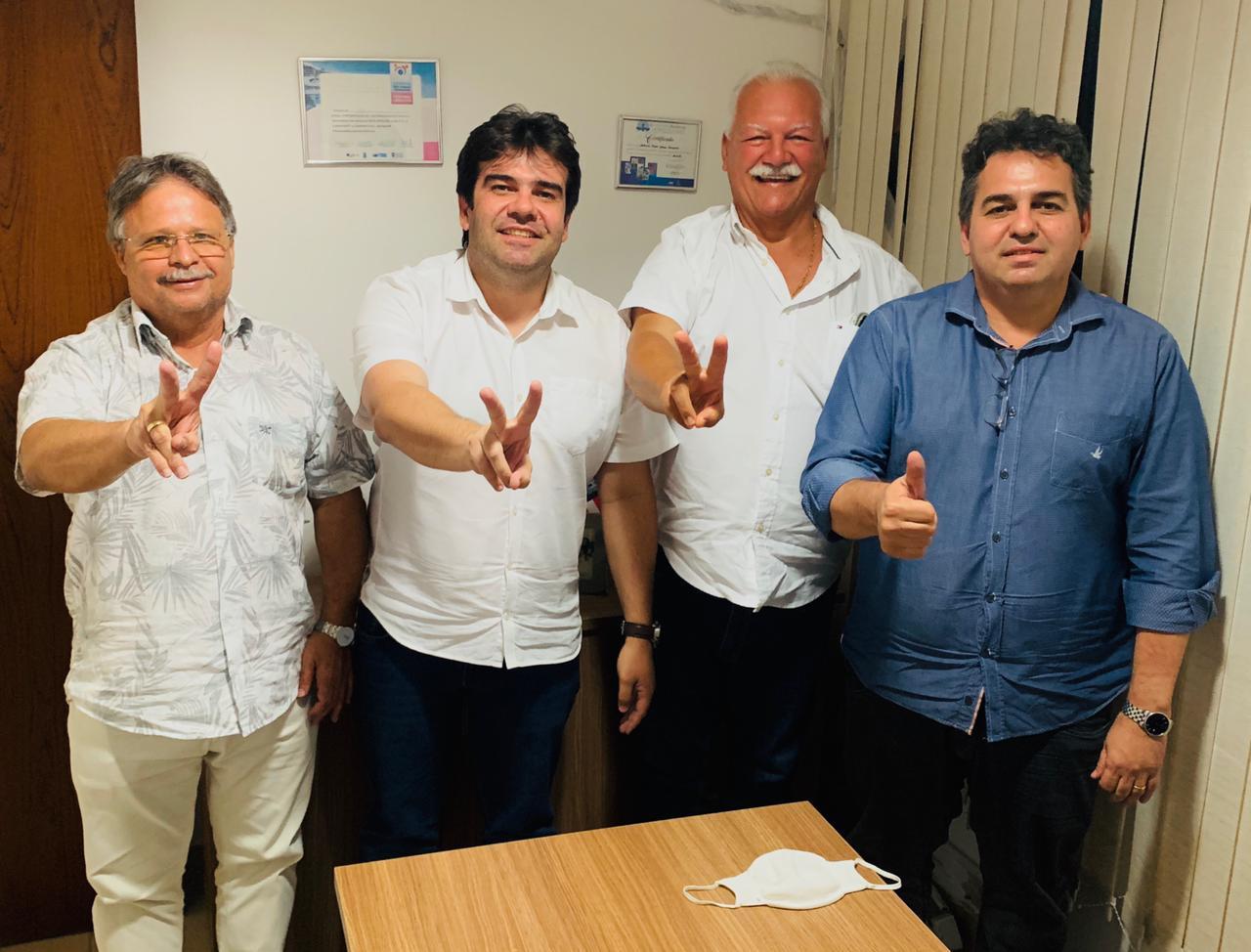 c3da4670 74ce 456d 28e9 673575c04995 - Eduardo Carneiro recebe apoio dos ex-vereadores de João Pessoa Benilton Lucena e José Bezerra