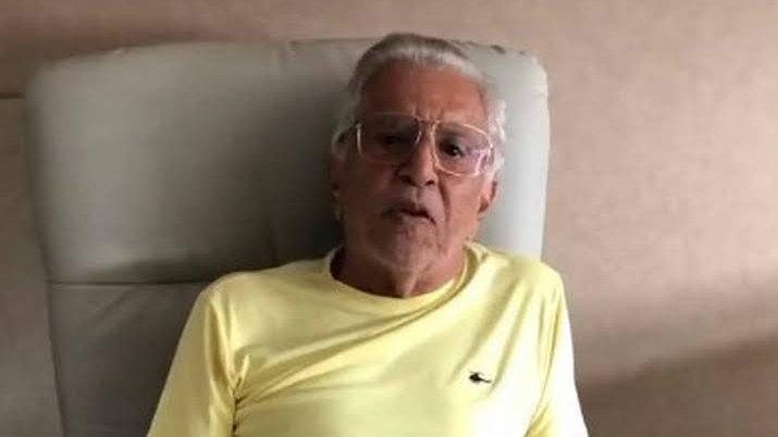 carlos alberto da nobrega - 'Nojento', diz Carlos Alberto de Nóbrega sobre horário de 'A Praça é Nossa'