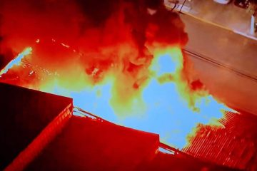 Incêndio atinge Cinemateca Brasileira em São Paulo – VEJA VÍDEO