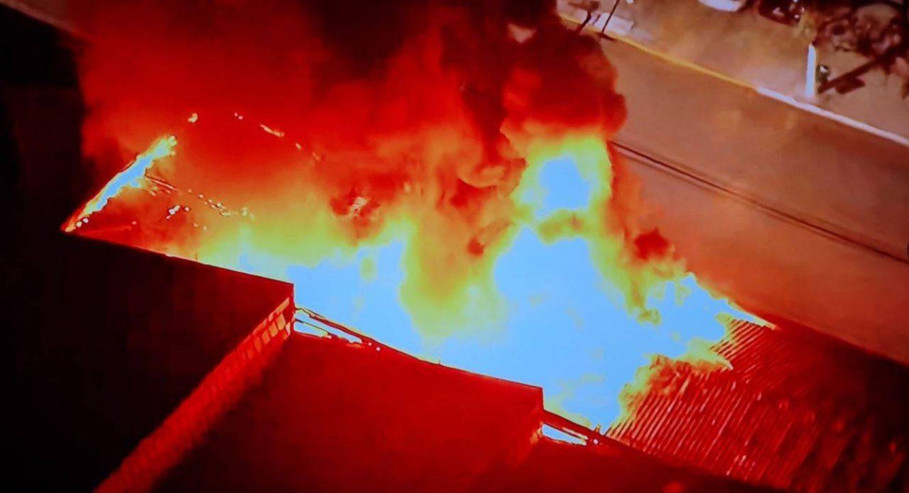 cinemateca scaled - Incêndio atinge Cinemateca Brasileira em São Paulo - VEJA VÍDEO