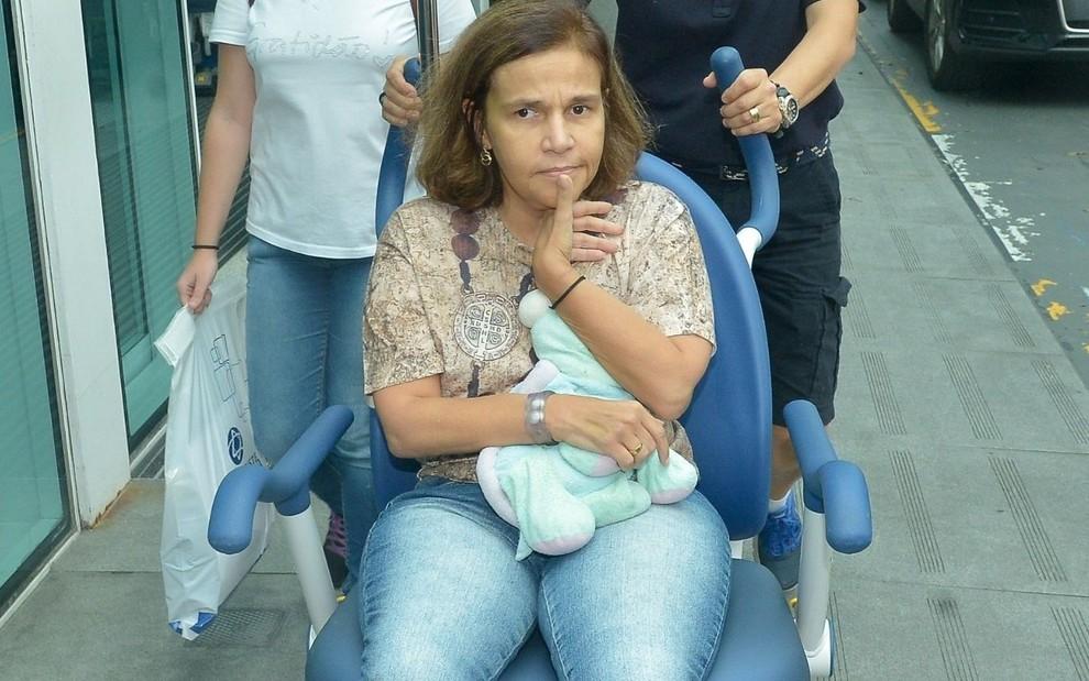 claudia rodrigues francisco cepeda agnews fixed large - Claudia Rodrigues é internada após passar mal em casa