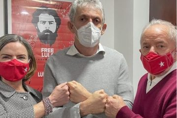 coutinho lula 360x240 - O candidato de Lula é Ricardo: João Azevedo e o PT dizem não - Por Gildo Araújo