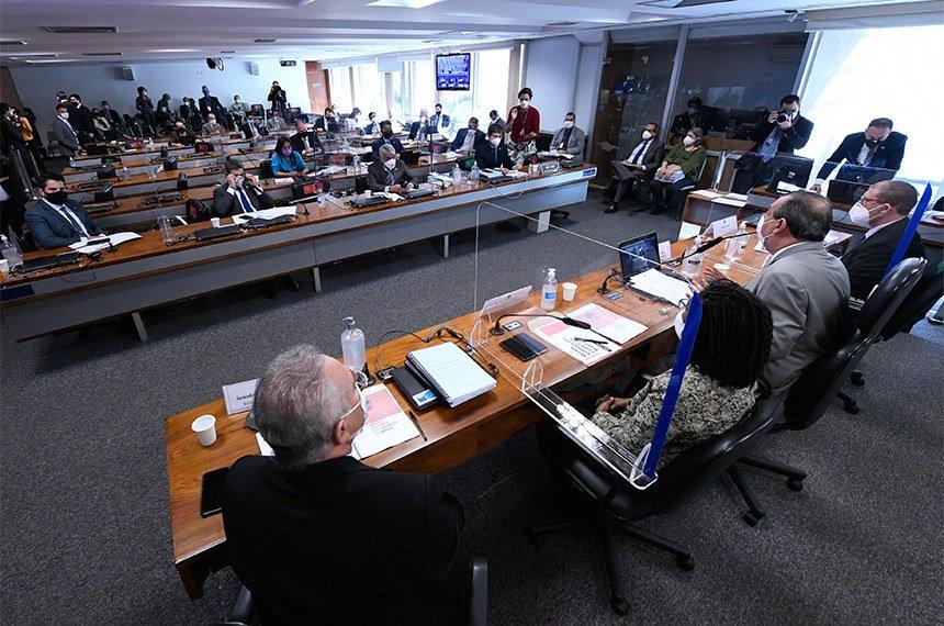 cpi - CPI ouve nesta quinta-feira representante de empresa que diz ter recebido pedido de propina
