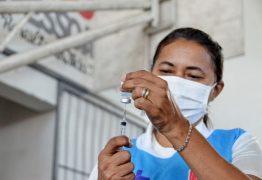 Cabedelo inicia imunização de pessoas 30+ sem comorbidades contra a Covid
