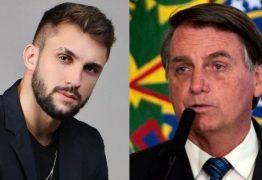 """Arthur critica quem deseja morte de Bolsonaro e PT apoia: """"Independente das divergências políticas que são enormes, somos humanos"""""""