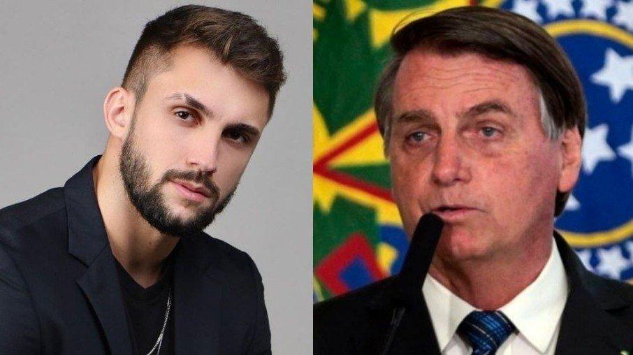 """ct2rgp1zwlt3cueqg0cgyl7uy - Arthur critica quem deseja morte de Bolsonaro e PT apoia: """"Independente das divergências políticas que são enormes, somos humanos"""""""