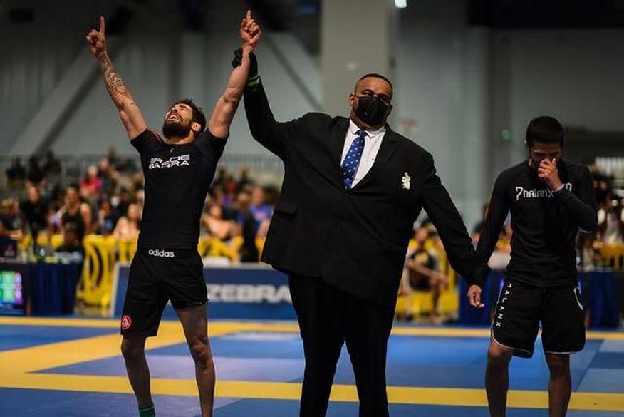 d546c84f 806f 46ce 9fb1 945fe94d857a - É SUCESSO! Atleta paraibano vence campeonato de Jiu Jitsu nos Estados Unidos