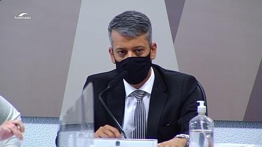 dias - Dias chama Dominguetti de 'picareta' e diz que nunca pediu propina