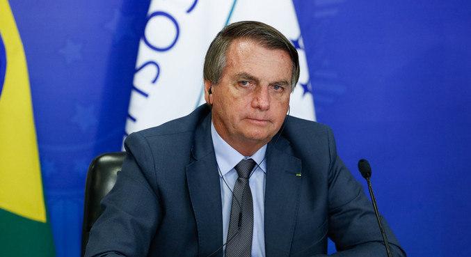 """divulgacao jair bolsonaro 2000 14072021150709696 - Bolsonaro sobre voto impresso: """"Eu não acredito mais que passe na Câmara"""""""