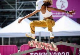 Rayssa Leal brilha e leva medalha de prata na final do skate feminino