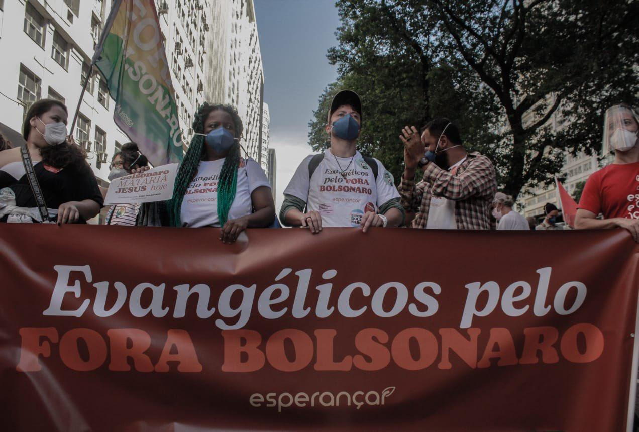 evangelicosbolsonaro - 'Vemos o (des)governo do presidente Jair Bolsonaro como um agir maligno', diz manifesto da Coalizão Evangélica Contra Bolsonaro
