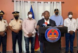 Haiti prende suposto mandante do assassinato do presidente Jovenel