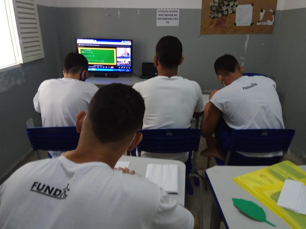 fUNDAC 1 - Fundac inscreve 67 socioeducandos no Encceja PPL e candidatos são preparados para o exame