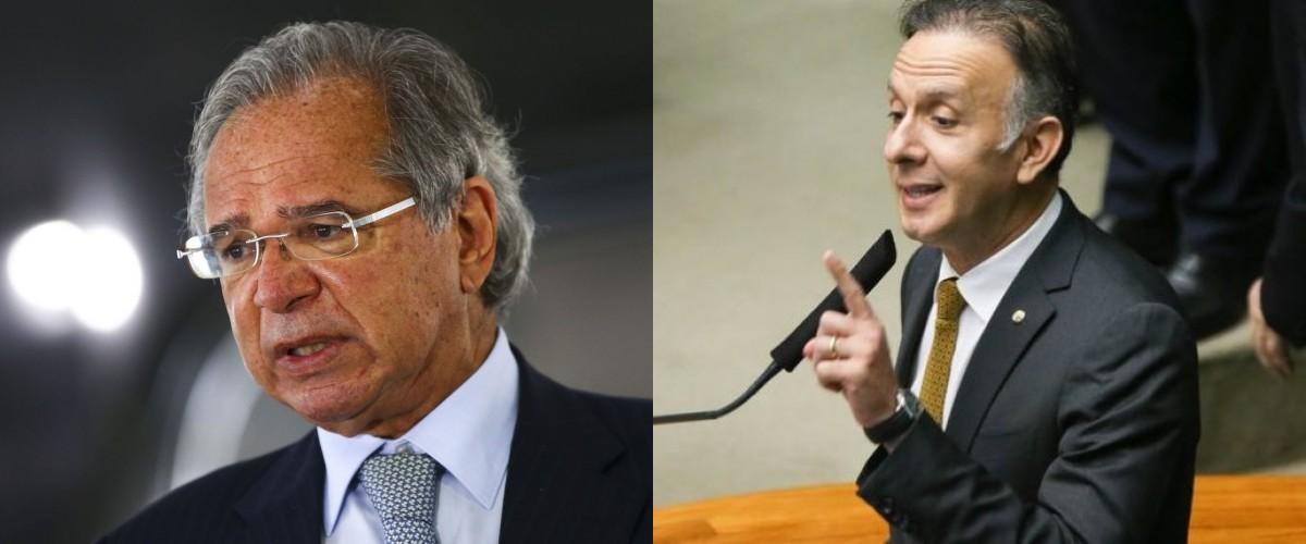 final 1625219509 - ROMPEU O SILÊNCIO: Guedes trocou reforma estruturante por proposta populista, diz ex-relator da reforma tributária da Câmara, Aguinaldo Ribeiro