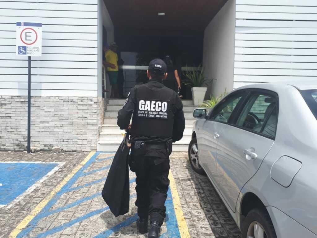 gaecos - Operação Quadrilátero resultou no cumprimento de 93 mandados de prisão na Paraíba