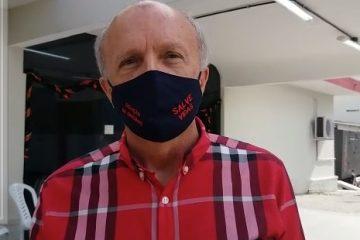 """geraldo medeiros 360x240 - COVID-19: Geraldo Medeiros se diz aliviado e que pela primeira vez podemos acreditar na vitória da pandemia: """"Cenário de segurança"""""""