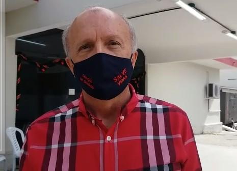 """geraldo medeiros - Secretário de Saúde diz que mesmo com a população vacinada a Paraíba não deverá ter Carnaval em 2022 : """"Nós ainda conviveremos com a doença"""""""