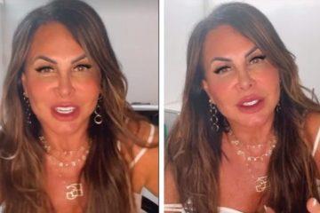 gret 360x240 - Gretchen rebate críticas por mudanças no rosto: 'Feio não está'