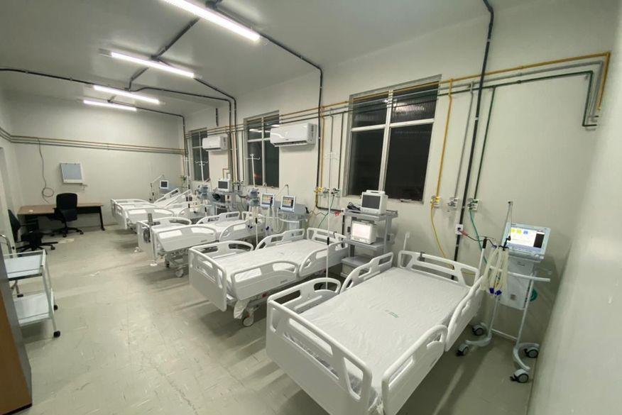 hospital das clinicas cg - Quase 230 pacientes receberam alta no mês de junho após vencer a Covid-19 no Hospital das Clínicas, em CG