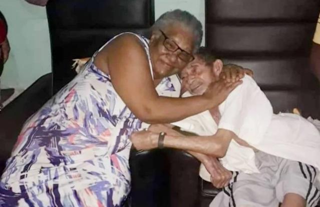 idosos casal - NA PARAÍBA: Casados há 66 anos, idosos morrem por complicações da Covid-19 em intervalo de 18 horas
