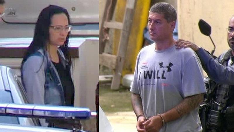image processing20210718 2968 15qp9mb - PF prende mulher de Ronnie Lessa, acusado de assassinar Marielle Franco