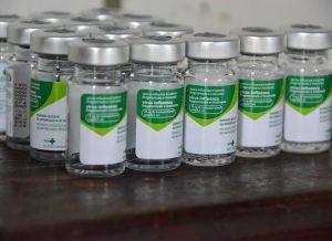 influenza - Prefeitura de Conde realiza dia D de vacinação contra influenza neste sábado (10)