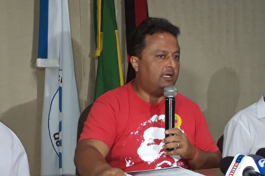 jackson macedo pt - PT da Paraíba se reúne com executiva nacional para discutir conjuntura no estado e a futura campanha de Lula em 2022