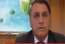 """""""Nenhum partido vai me influenciar"""", diz Bolsonaro ao ser questionado sobre aprovar R$ 4 bilhões para fundão, em entrevista à Arapuan – VEJA VÍDEO"""