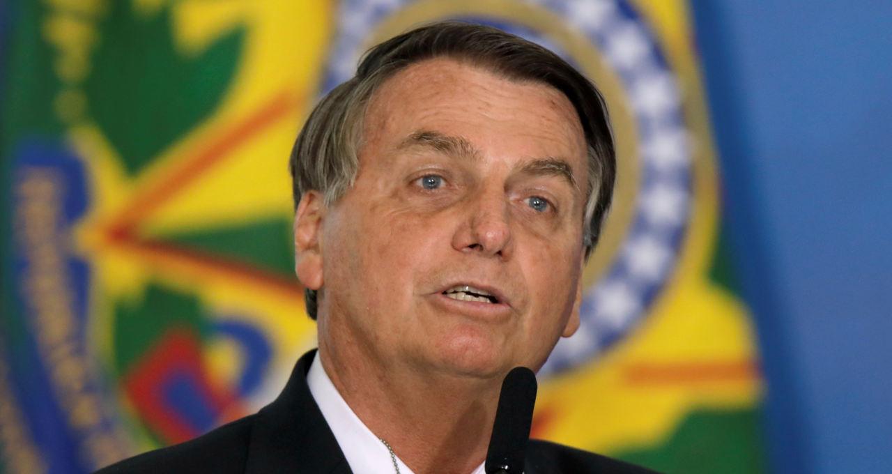 jair bolsonaro 6 - 'Prevaricação se aplica a servidor público, não a mim', diz Bolsonaro sobre caso Covaxin