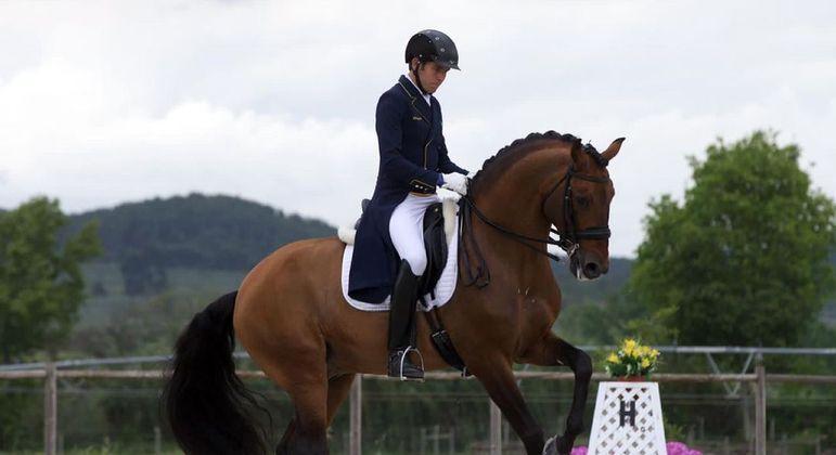 joao victor filho hortencia olimpiada 23062021094727845 - Filho de Hortência é o 1º brasileiro na Vila Olímpica em Tóquio