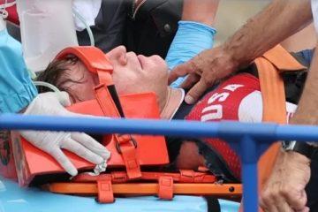 jogo 1 360x240 - Connor Fields, dos EUA, sofre forte acidente na semifinal do ciclismo BMX