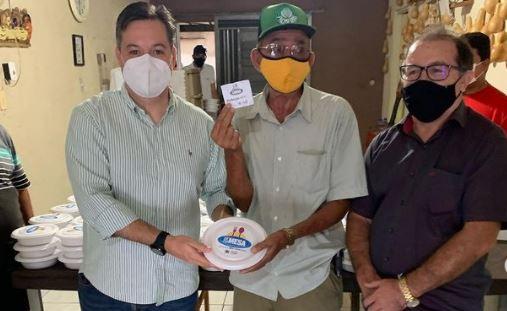 juni - Júnior Araújo anuncia R$ 1 milhão em investimentos em parceria com Governo da Paraíba para o município de Bonito de Santa Fé