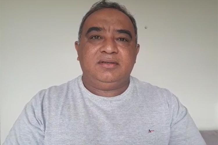 marcos eron jpg - 'DESCASO COM O POVO': Prefeito Marcos Eron pede ao Governo da Paraíba segurança pública para Monte Horebe - OUÇA