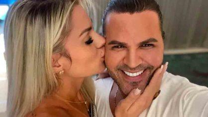 mariana polastrelli 418x235 1 - Após separação, affair assume romance com Eduardo Costa: 'Magia de amar'