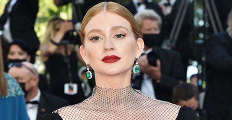 marina ruy barbosa chama atencao no festival de cannes 984597 - Marina Ruy Barbosa chama atenção com look deslumbrante no Festival de Cannes