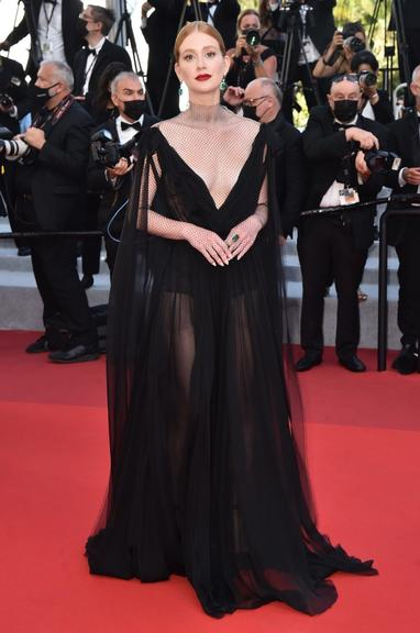 marina ruy barbosa chama atencao no festival de cannes 984598 - Marina Ruy Barbosa chama atenção com look deslumbrante no Festival de Cannes