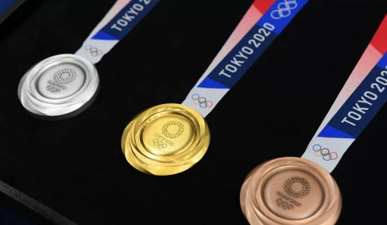 meda - Olimpíadas de Tóquio: sabia que as medalhas são feitas de celulares velhos?