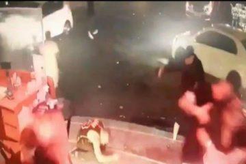 morte 360x240 - Câmera registra momento em que açougueiro é morto em frente a bar - VEJA VÍDEO