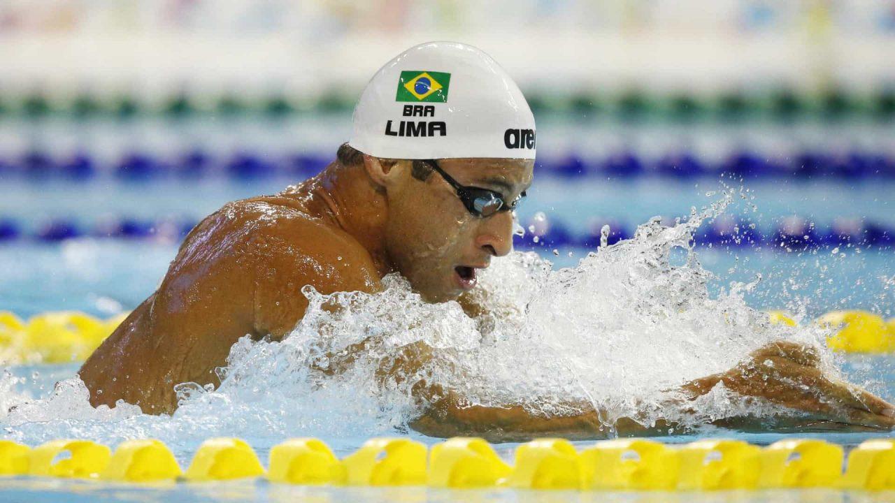 naom 57efe116cee8a 1 scaled - Felipe Lima se classifica para as semifinais dos 100 metros peito