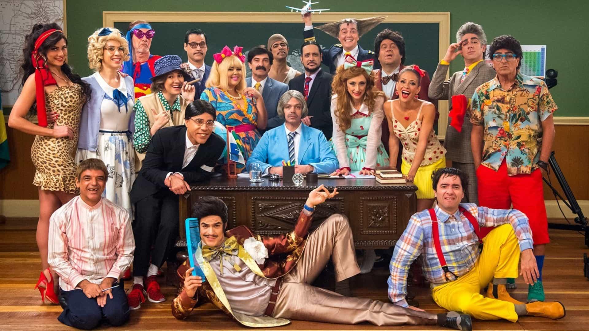 naom 5b39fdcfea795 - MELHORES EPISÓDIOS: Escolinha do Professor Raimundo será reprisada nas tardes de sábado da Globo