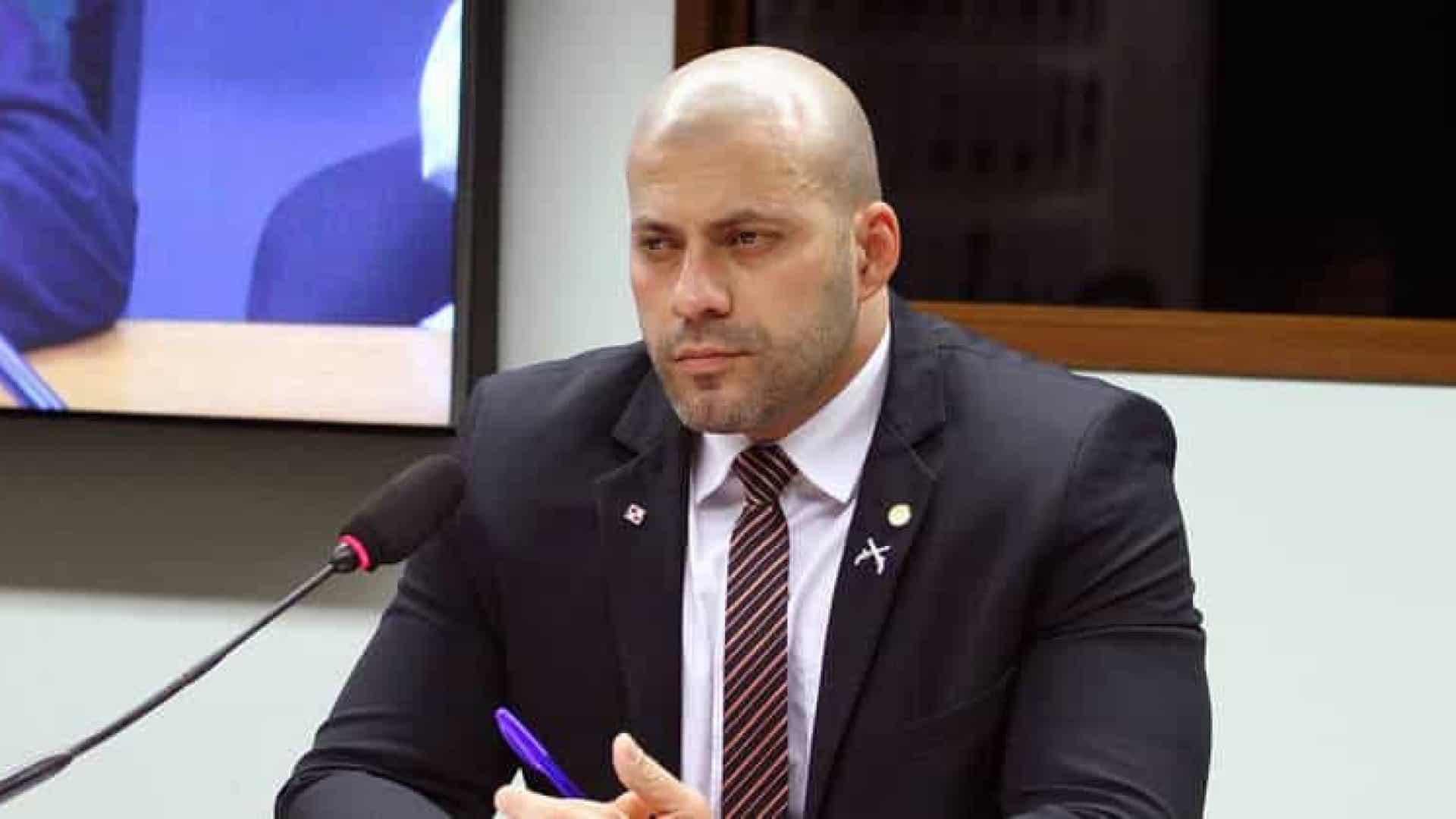 naom 6011dff16e771 - Conselho de Ética aprova suspensão de Daniel Silveira