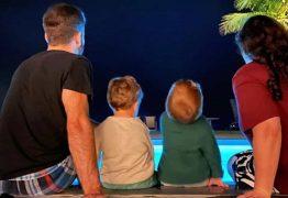 Irmã de Pulo Gustavo celebra aniversário com sobrinhos e homenageia o ator