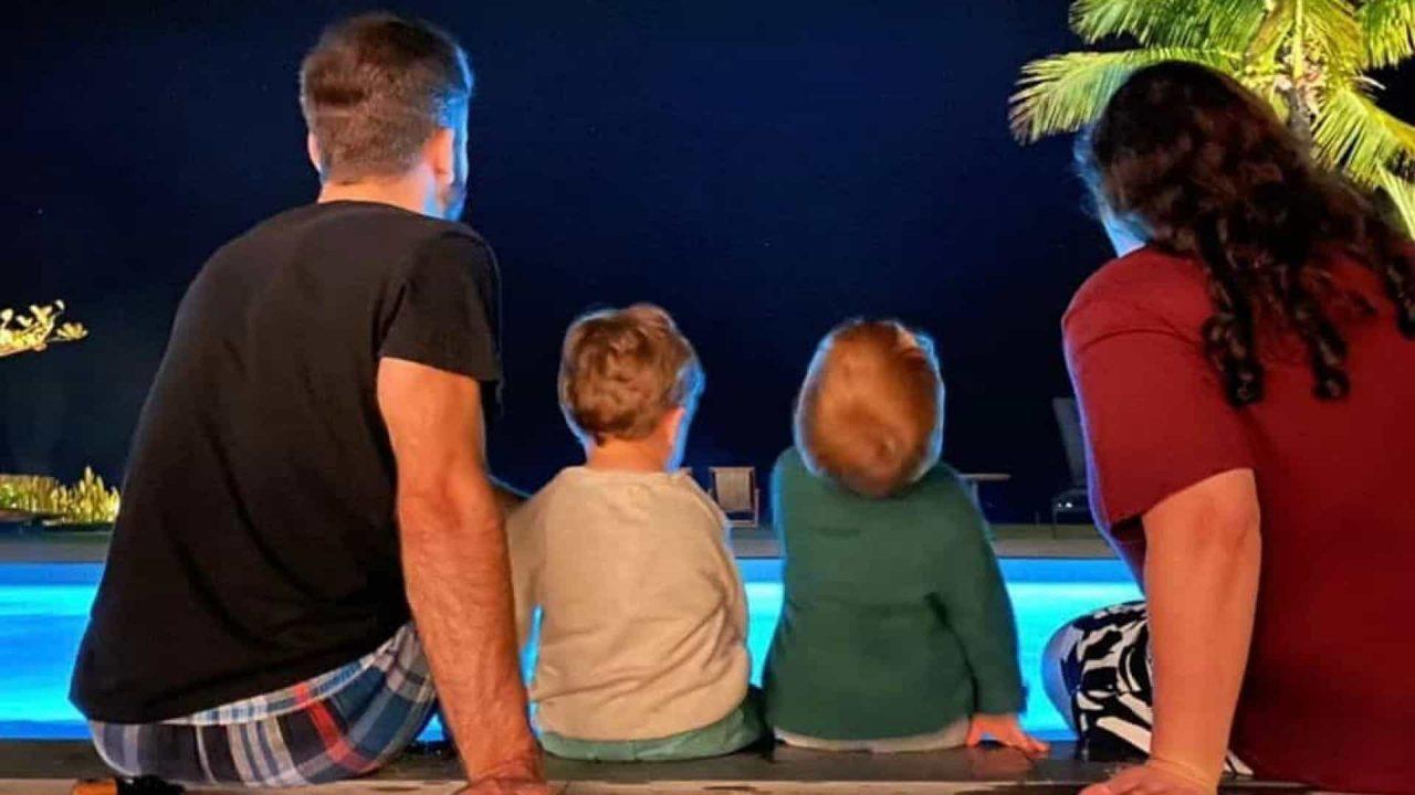 naom 6102cd389fea9 scaled - Irmã de Pulo Gustavo celebra aniversário com sobrinhos e homenageia o ator