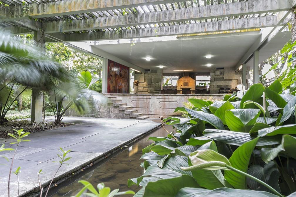 ohl 8449 - Sítio Burle Marx, no Rio, é reconhecido como Patrimônio Mundial da Unesco
