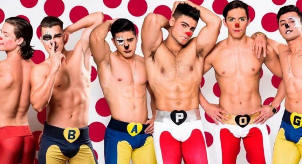 """palhacoes bbb21 1024x556 1 - CONTEÚDO ERÓTICO! Homens também fazem sucesso no OnlyFans: """"Para as meninas, mães avós e a comunidade gay""""; conheça os trabalhos"""