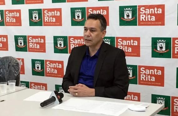 panta - Prefeitura de Santa Rita inicia obras de pavimentação no conjunto Paulo VI