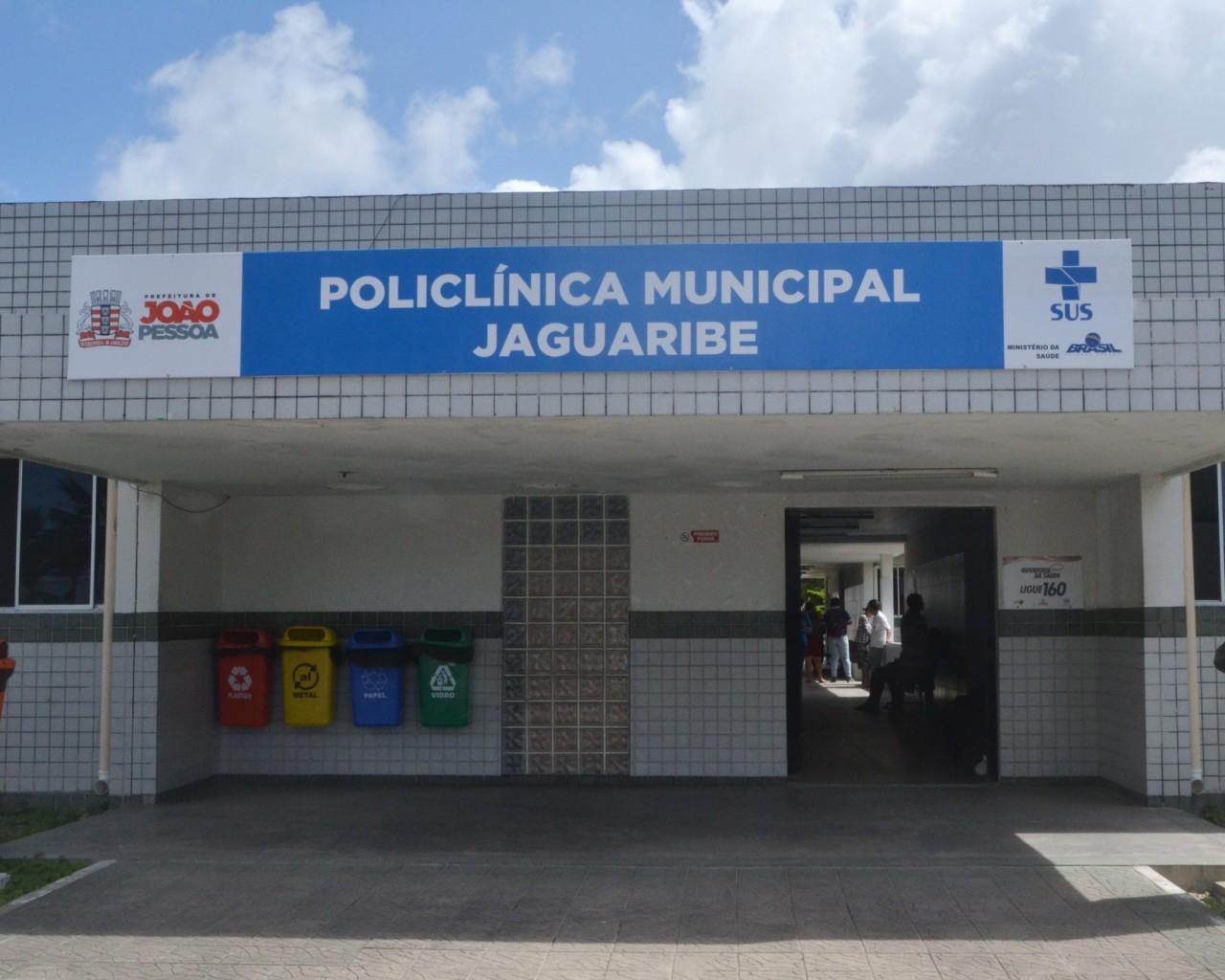 policlinica jaguaribe - Policlínica Municipal Jaguaribe oferece testes para a Covid-19; saiba como fazer