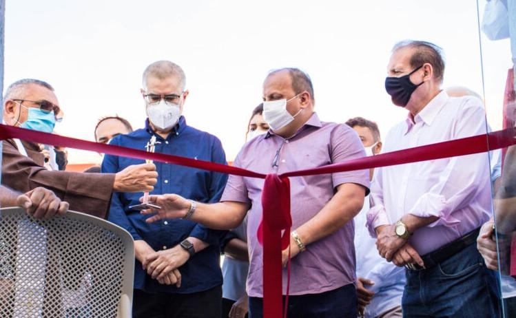 pref 1 - Prefeitura Princesa Isabel entrega um dos maiores pacotes de obras e serviços da história do município