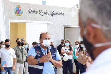 pref 360x240 - Prefeitura de Princesa Isabel realiza entrega de fardamento e EPIs a agentes comunitários de saúde